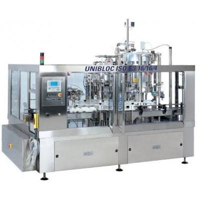 Maszyny nalewające z podciśnieniem