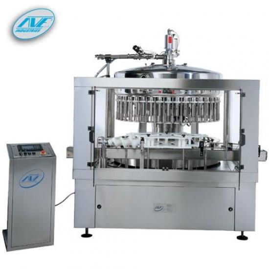 Maszyny nalewające ciecze gazowane